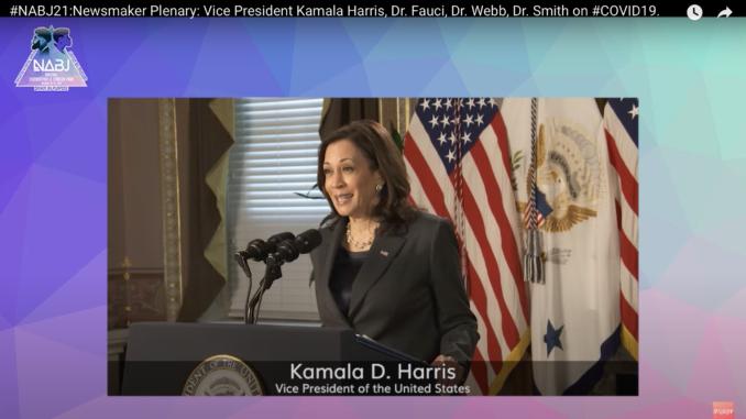VP Kamala Harris