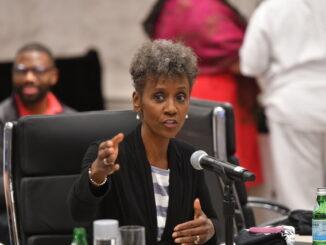 Photo of NABJ President Dorothy Tucker